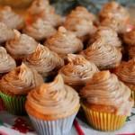 Selbst die Cupcakes schmeckten bei diesem Brunch nach Spekulatius.