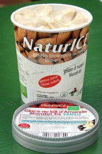 veganes Milcheis: VeganICE - Mandel-Vanilleeis